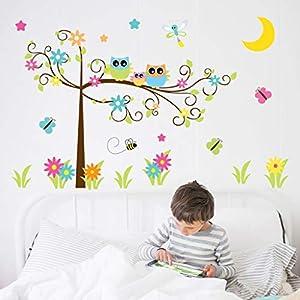 DIY Family Home Wall Sticker Removable Mural Decals Vinyl Art Room Decoration for Kids Baby Nurser Girls Boys Children…