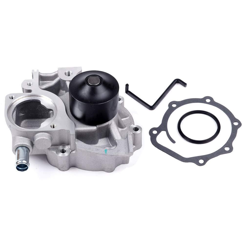 SCITOO WPF-025 Water Pump Kit fits for 2006 2007 2008 Subaru Impreza 2011 2012 Subaru Legacy,2006 2007 Subaru Outback,2006 2007 2008 2009 2010 Subaru Forester