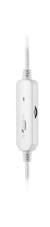Amazon.com: ASUS Gaming Headset Headphone (Cerberus Arctic White): Electronics