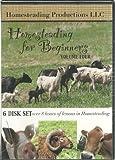 Homesteading for Beginners Volume 4 (6 DVD Discs)
