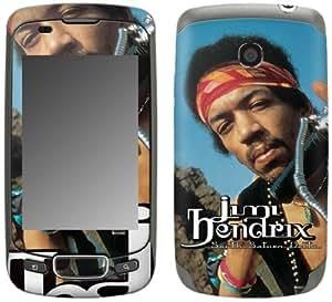 MusicSkins, MS-JIMI60248, Jimi Hendrix? - South Saturn Delta, LG Optimus T (P509), Skin