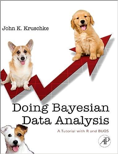 Amazon com: Doing Bayesian Data Analysis: A Tutorial with R