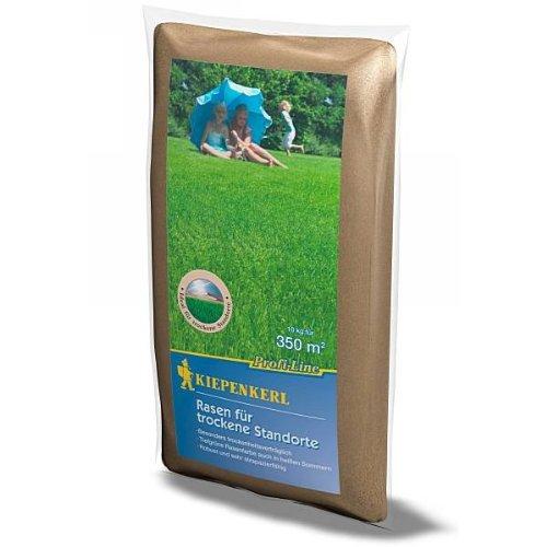 Profiline 4000159613485 Kiepenkerl Rasen für trockene Standorte 10kg