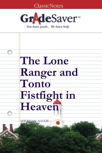 the lone ranger and tonto fistfight in heaven essay topics
