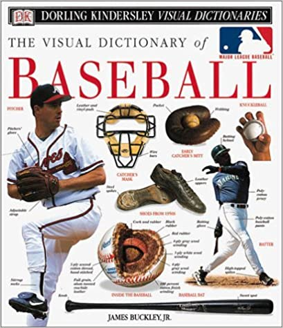 Ebook for itouch téléchargement gratuit The Visual Dictionary of Baseball (DK Visual Dictionaries) by DK (2001-01-24)