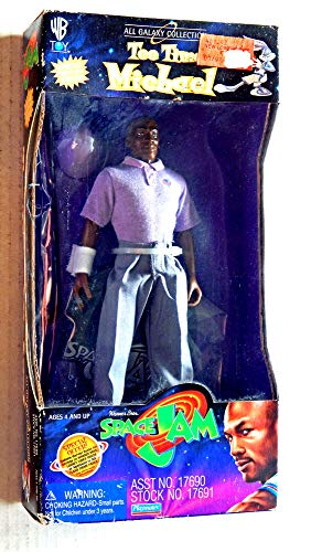 Michael ONE 9 Inch Doll Collectible TEE TIME Figure - With Accessories + Original Box - Based on the Motion Picture - THIS IS FOR ONE DOLL + ACCESSORIES ()