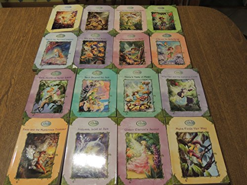 Tales from Pixie Hollow Collection (Disney Fairies) Series) (11 Volume Set)
