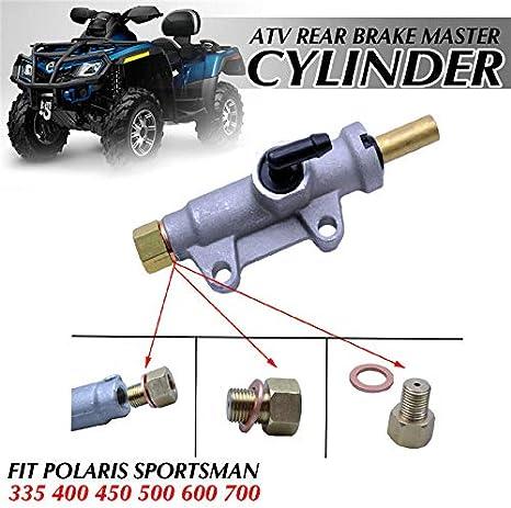 2000 Front Brake Master Cylinder Rebuild Kit Polaris Trail Boss 325