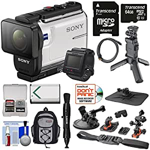 sony action cam hdr as300r wi fi hd video. Black Bedroom Furniture Sets. Home Design Ideas
