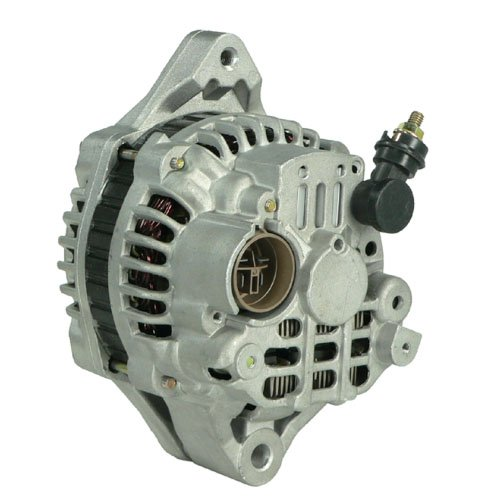 1995 Honda Civic Alternator - DB Electrical AMT0093 Alternator (For Honda Civic 1.5L 94 95 & Del Sol 1.5 Liter)