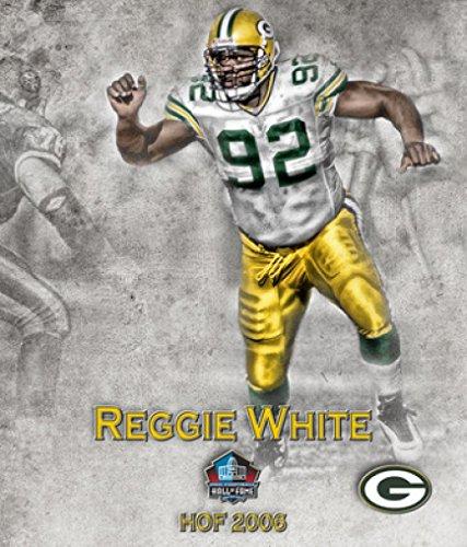 Reggie White 24X36 New Printed Poster Rare #TNW634370