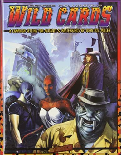 Book Mutants and Masterminds: Wild Cards