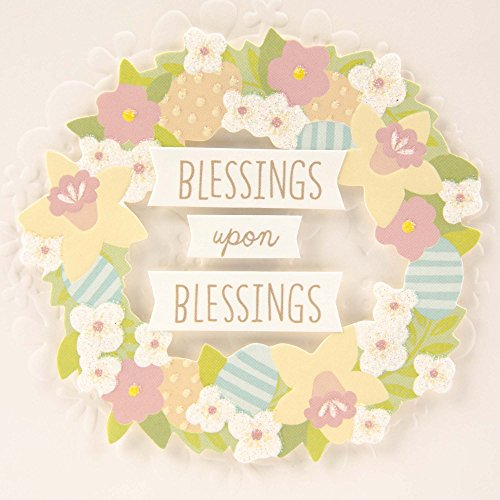 Hallmark Signature Easter Greeting Card (Blessed Wreath) Photo #6