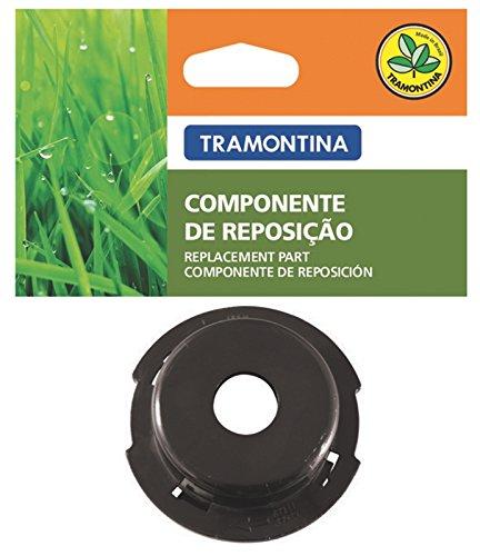 Tampa do carretel, para aparador de grama - Cor Preto - Tramontina