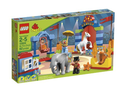 - LEGO DUPLO My First Circus 10504