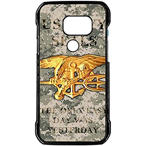 Galaxy S7 Active Case,Ukiyya United States Navy Seals Premium Design Heavy Duty Defender Dual Layer Protector Sales