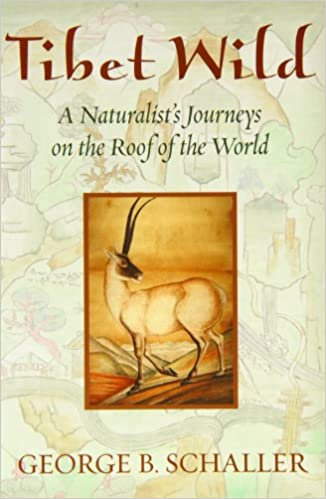 Book Tibet Wild: A Naturalist's Journeys on the Roof of the World