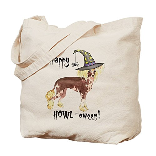 CafePress Tote Bag - Halloween Chinese Crested Tote Bag by CafePress