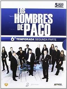 Los Hombres De Paco - Temporada 6 (Parte 2) [DVD]