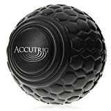 Trigger Point Massage Ball - Myofascial Release Therapy - Deep Tissue Massager - Natural Muscle Relaxer for Full Body, Back, Neck & Shoulder Relief by Accutrig