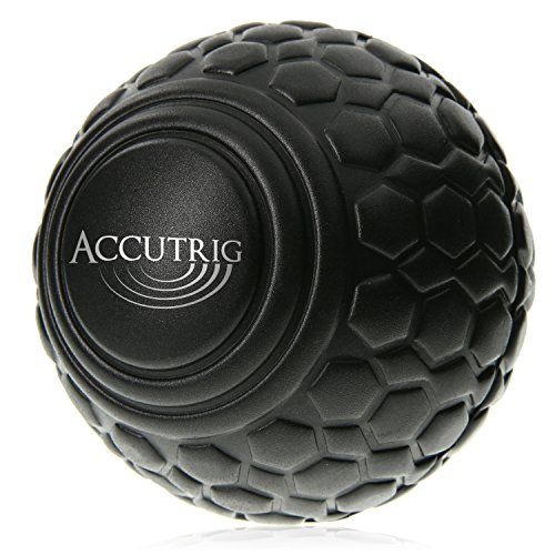 Trigger Point Massage Ball - Myofascial Release Therapy - Deep Tissue Massager - Natural Muscle Relaxer for Full Body, Back, Neck & Shoulder Relief by Accutrig by Accutrig (Image #9)