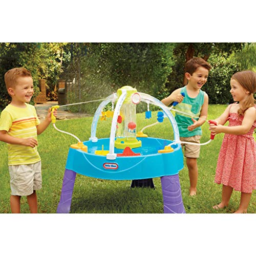 Little Tikes Fun Zone Battle Splash Water Play Table Game for Kids by Little Tikes (Image #4)