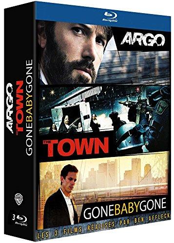 3 films réalisés par Ben Affleck - Argo + The Town + Gone Baby Gone [Blu-ray]