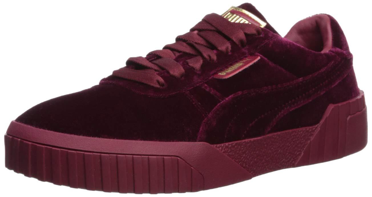 Cali Sneaker Red-Tibetan, 6.5 M