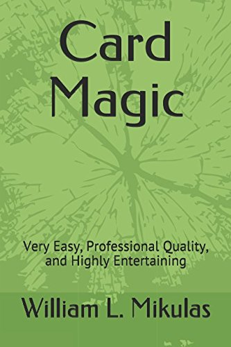 Magic Card Professional - Card Magic: Very Easy, Professional Quality, and Highly Entertaining