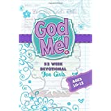 God and Me! 52 Week Devotional for Girls Ages 10-12