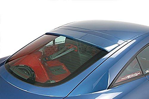 Dach Spoiler Heckscheiben Blende ABS Kunststoff mit ABE Eintragungsfrei