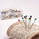 PandaHall Elite About 260-270 Pcs Sewing Pins