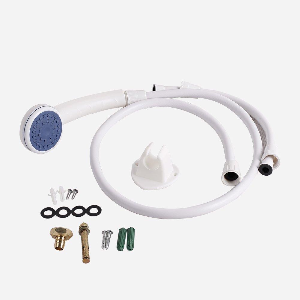 Haobang Sin tanque calentador de agua Gas instantáneo JSD12-S01 6L / Min 12KW (LPG): Amazon.es: Bricolaje y herramientas