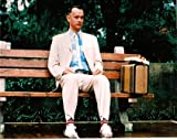 Tom Hanks Forrest Gump on Bench 16x20 Photo