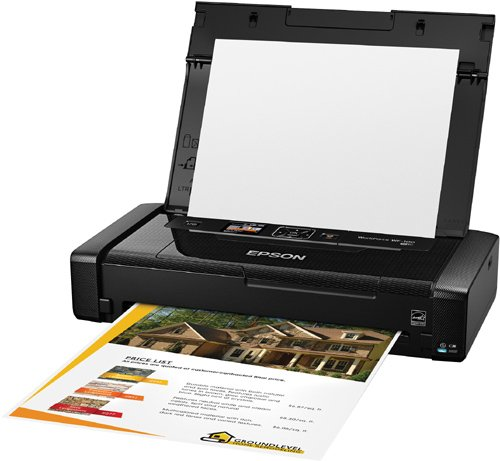 Epson WorkForce WF-100 Wireless Mobile Printer by Epson