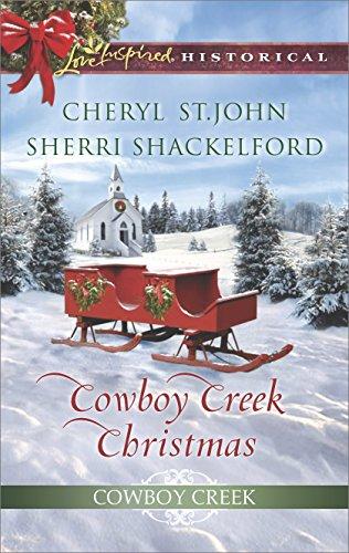 Download PDF Cowboy Creek Christmas - Mistletoe Reunion\Mistletoe Bride
