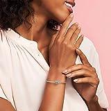 Pandora Jewelry Sparkling Paw Print Cubic