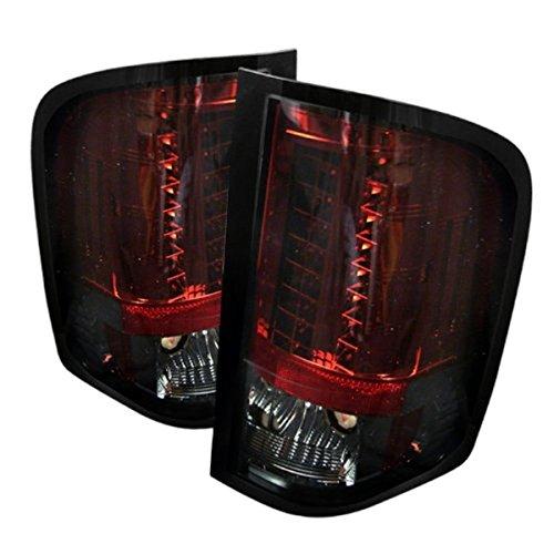 09 silverado smoked taillights - 9