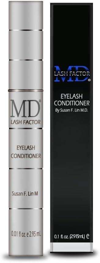 MD Lash Factor de Crecimiento Pestañas Suero | Mejora tus pestañas naturales