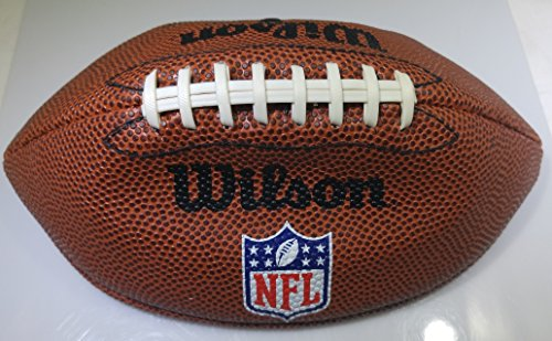 Wilson NFL Football WTF 1305 Junior Size Uninflated