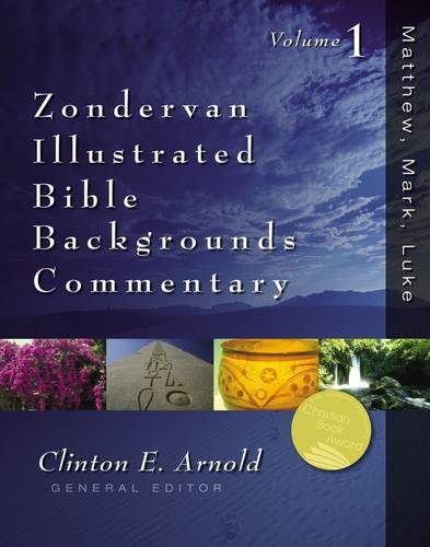 Zondervan Illustrated Bible Backgrounds Commentary, Volume 1