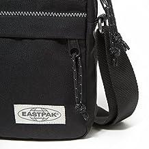 EASTPAK THE ONE SHOULDER BAG (BLACK STITCHED)