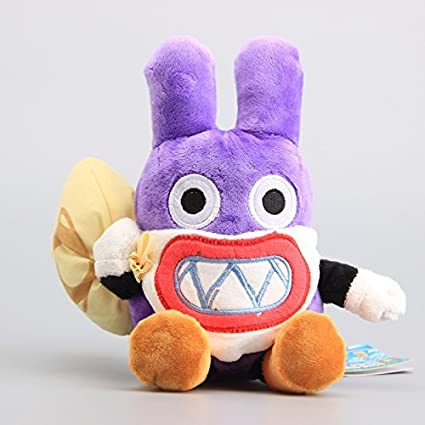 Super Mario Bros Thief Nabbit Rabbit Totten Plush Toy Stuffed Animal Kid gift