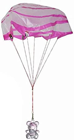 Popular Mini Parachute soldier toy Outdoor Sports Kids Educational Gift Toys DP