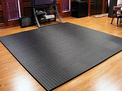 Dollamur 10'x10'x1.25 Flexi-Connect Martial Arts Tatami Mat