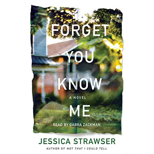 Pdf Suspense Forget You Know Me: A Novel