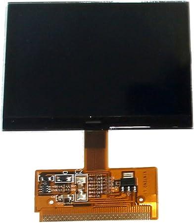 Monitor LCD Cluster VDO FIS para A3 A4 A6 de LCD VDO: Amazon.es: Coche y moto