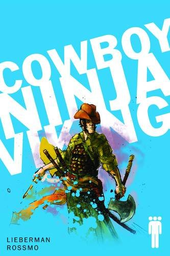 Cowboy Ninja Viking #1: Amazon.es: AJ LIEBERMAN: Libros