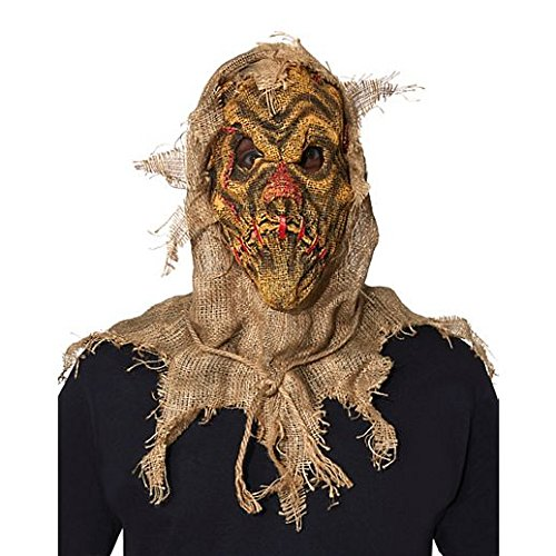 Costume Beautiful Natural Scarecrow