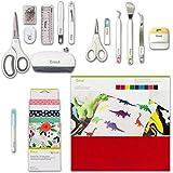 Cricut Maker Accessories Bundle - Fabric Sampler, Pen, Felt, Tools & Sewing Kit